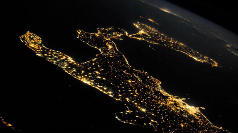 sud italia selvaggio e unico